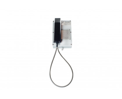 Антивандальный телефонный аппарат Ритм ТА201-МБ IP65K