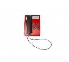 Промышленный антивандальный телефонный аппарат Ритм ТА201-МБ3Р