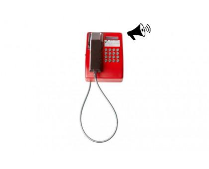 Промышленный антивандальный телефонный аппарат Ритм ТА201-МБ3РC/И