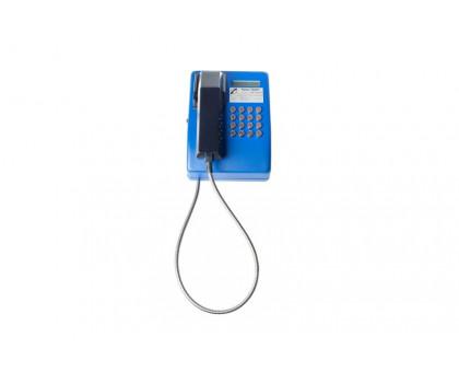 Промышленный антивандальный телефонный аппарат Ритм ТА201-МБ1Р/И