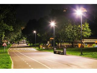 Особенности уличных светильников